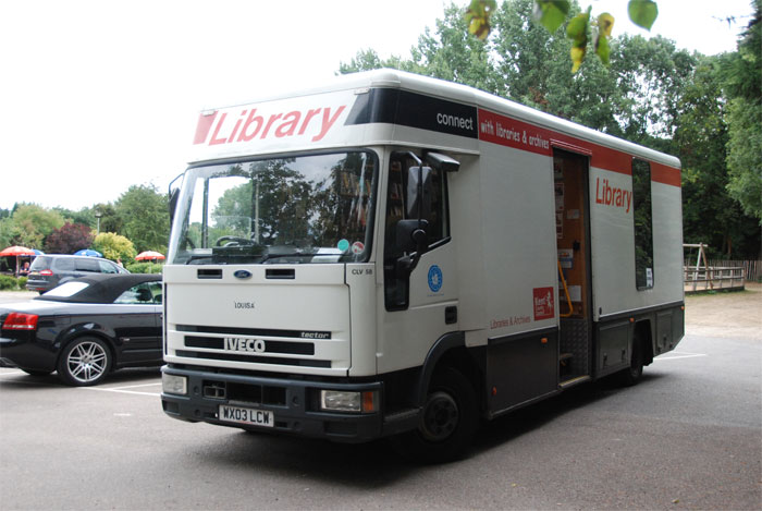 KCC Mobile Library